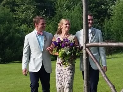 2046Modern Wedding- Vintage Style!