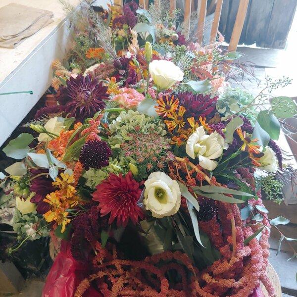 2021 Wedding Personals Flower Pricing